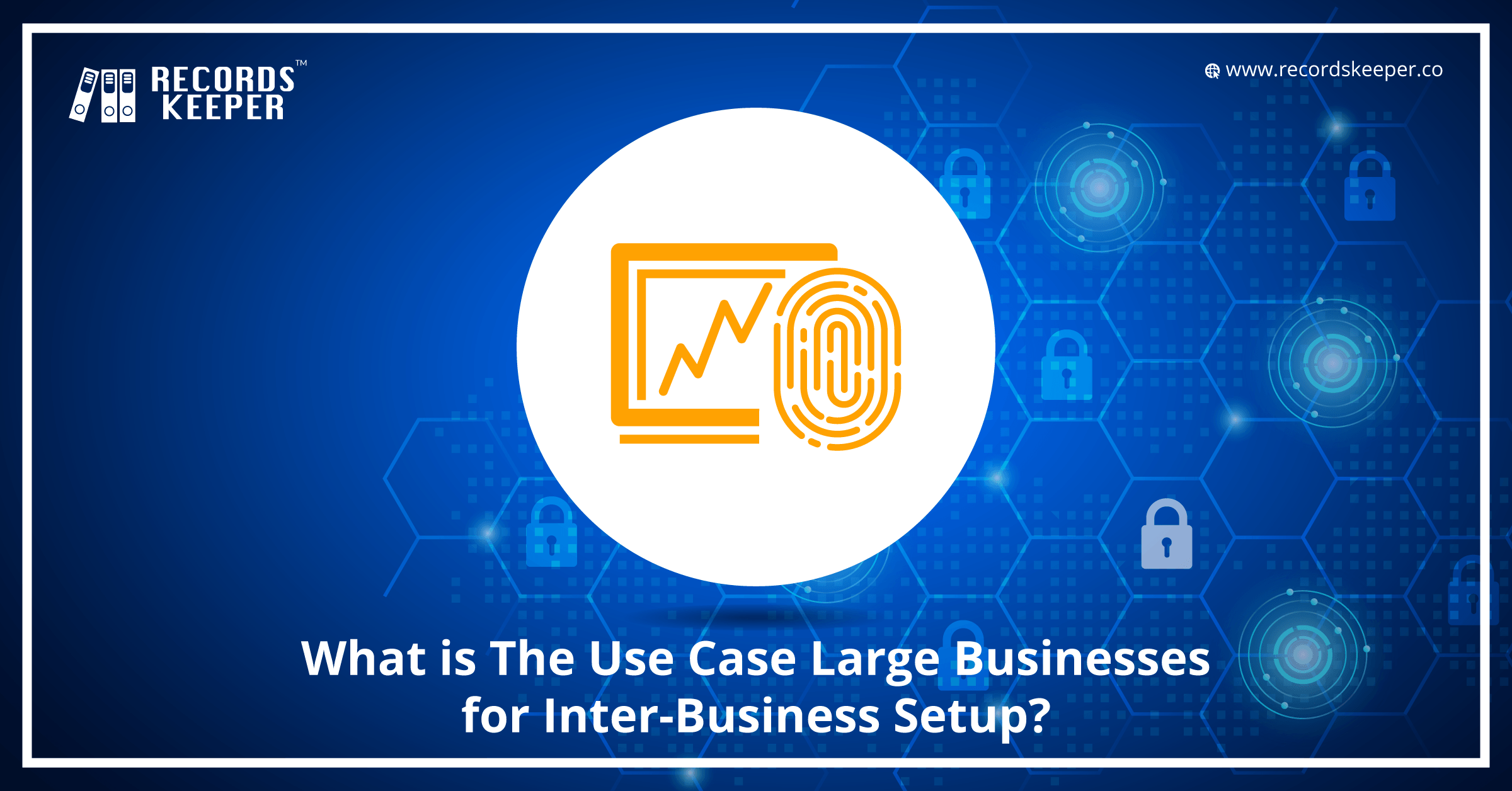 What is The Use Case Large Businesses for Inter-Business Setup?