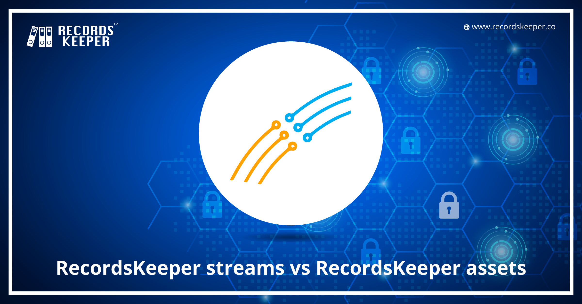 RecordsKeeper streams vs RecordsKeeper assets